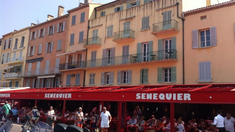Mon week-end à Saint-Tropez
