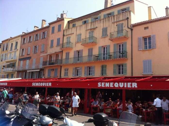 Mon week-end à Saint-Tropez