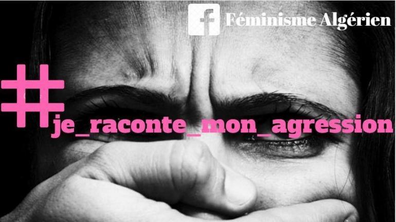 Je suis Algérienne et je raconte mon agression