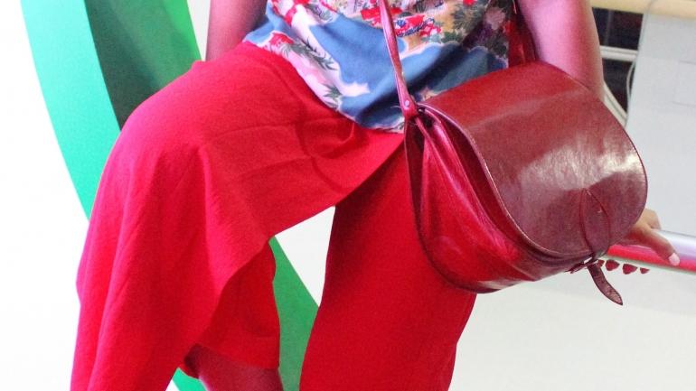 #StreetStyle Amira & sa jupe-culotte