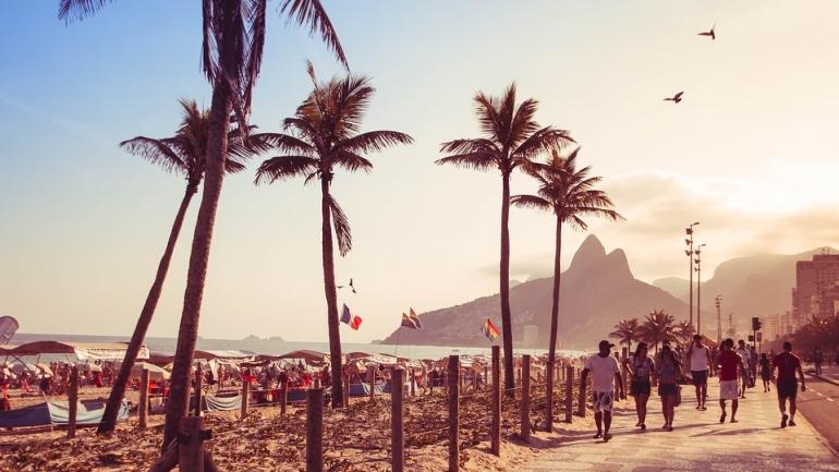 #Playlist Si tu vas à Rio