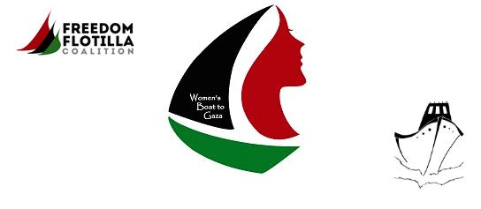 #Bonnenouvelle : des Algériennes se rendent à Gaza pour briser le blocus