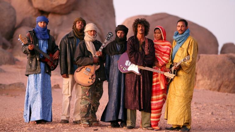 #Playlist spéciale Tinariwen