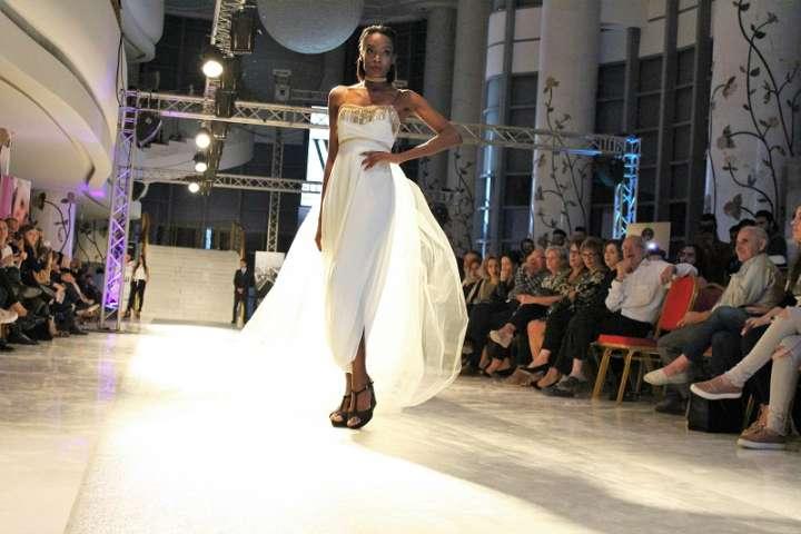 Meriem Brik, mannequin black, algérien et fier de l'être
