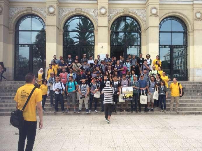 Photo Marathon 2016 : La vie à Alger dans l'objectif