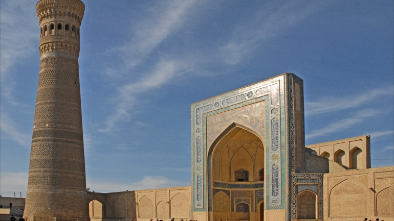 #Playlist spéciale Ouzbékistan