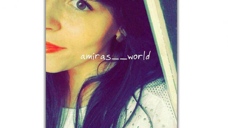 Amiras_World la fashionista algérienne