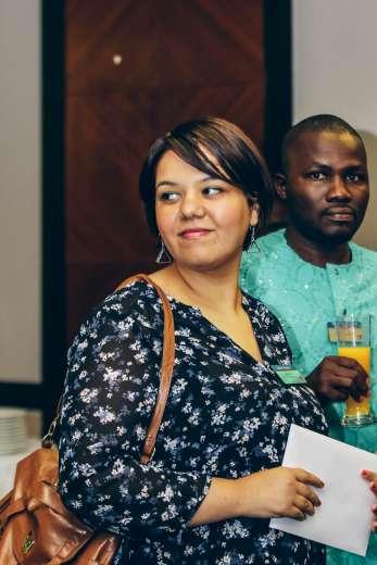 Faten Hayed, la journaliste qui rappelle à l'Algérie qu'elle est africaine