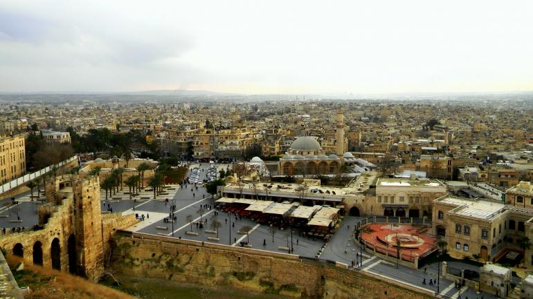 Ce que je ne pourrai plus découvrir à Alep…