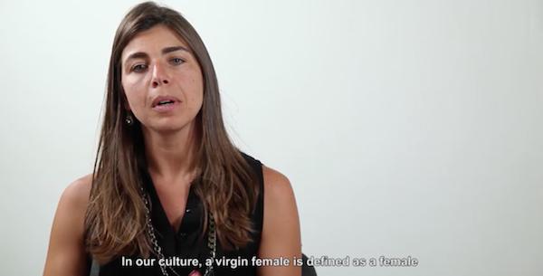 """Vidéo. """"Les tests de virginité n'ont pas de valeur scientifique"""""""