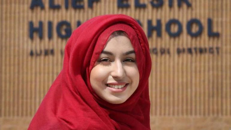 Une Algérienne admise dans les meilleures universités américaines