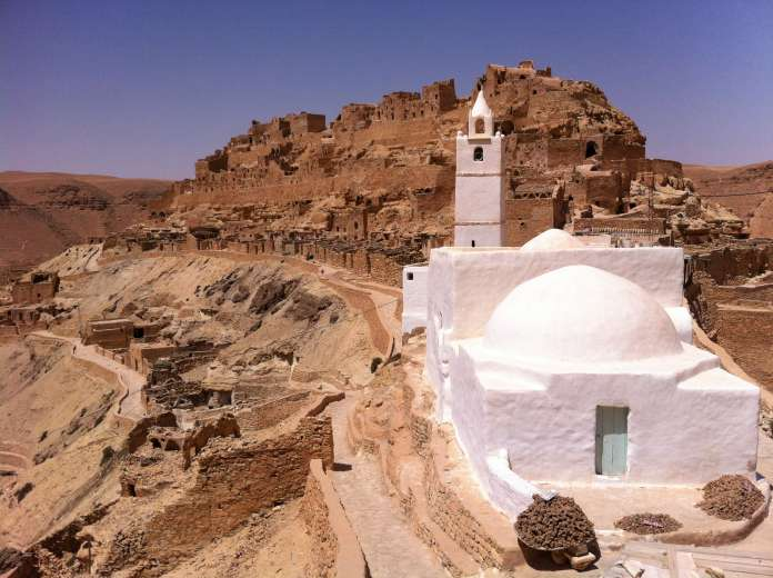 #Djerba Trois bonnes raisons de découvrir le désert tunisien