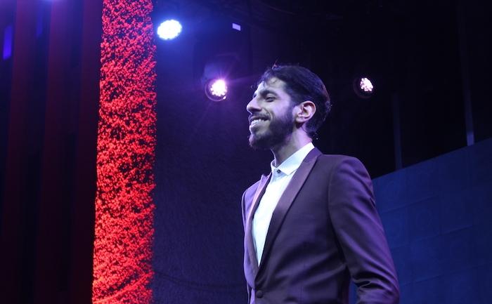 #Inta Mohamed Nouar, un gentleman plein d'humour