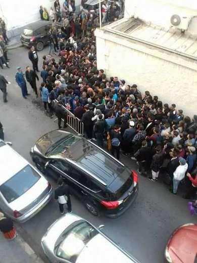 Comment obtenir mon rendez-vous pour le TCF à l'Institut Français d'Alger ?