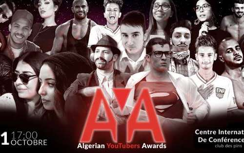 Algerian Youtubers Awards, la compétition qui réunit le meilleur du web algérien
