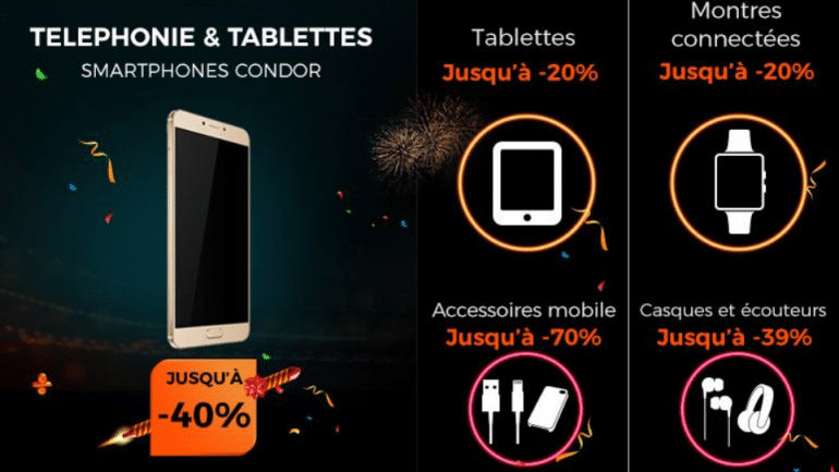 Black Friday : Les 10 meilleures offres à saisir sur Jumia