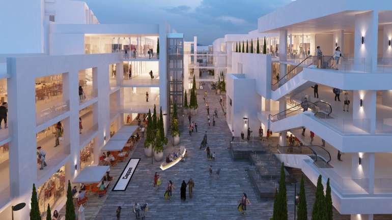 """Garden City, le premier """"Life Style Mall"""" algérien"""