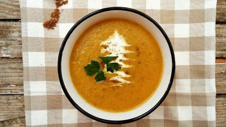#Recette : La soupe de carottes au cumin