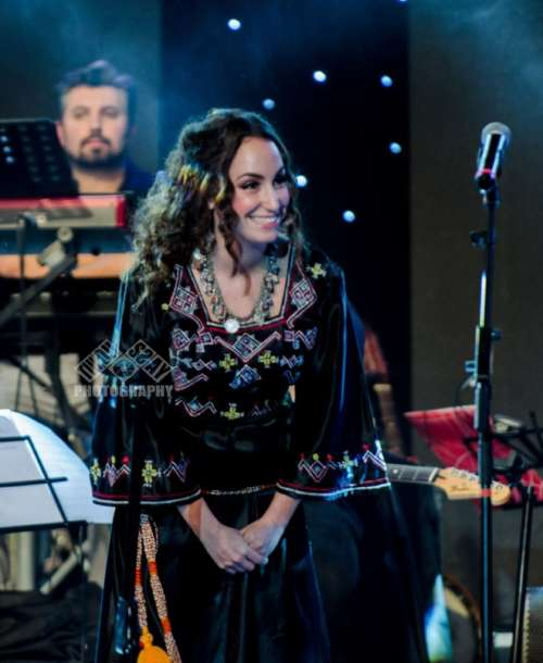Tanina Cheriet, dans les pas de son papa, Idir