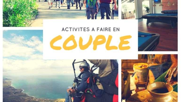 #Carte Les activités à faire en couple à Alger