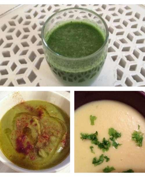 3 soupes pour bien finir cet hiver