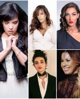 chanteuses françaises d'origine algérienne