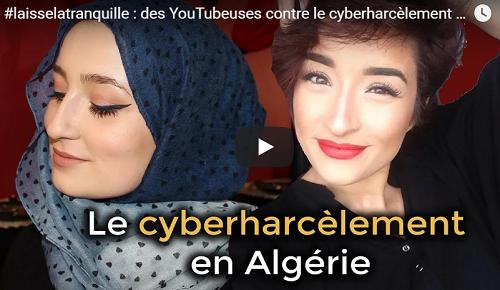 Vidéo. Les Algériennes disent stop au harcèlement contre les femmes