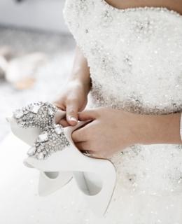 robe de mariée tendance algérienne