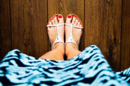 Quelles sandales les Algériennes vont porter cet été