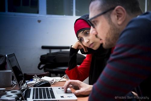 Natixis va parrainer 3 étudiantes de Code213, la première école des métiers du web en Algérie