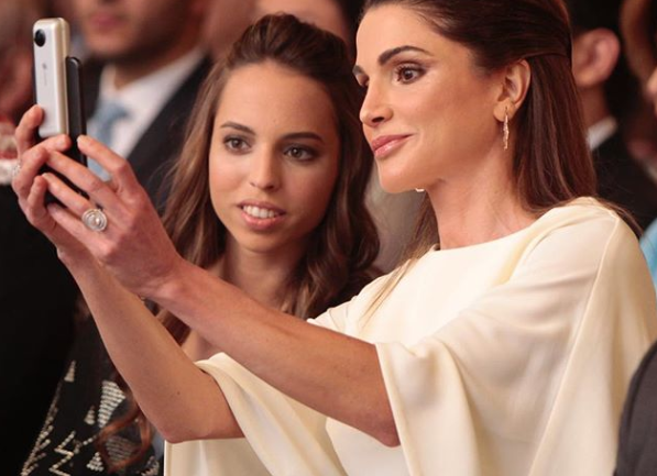 La reine Rania de Jordanie élue influenceuse de l'année