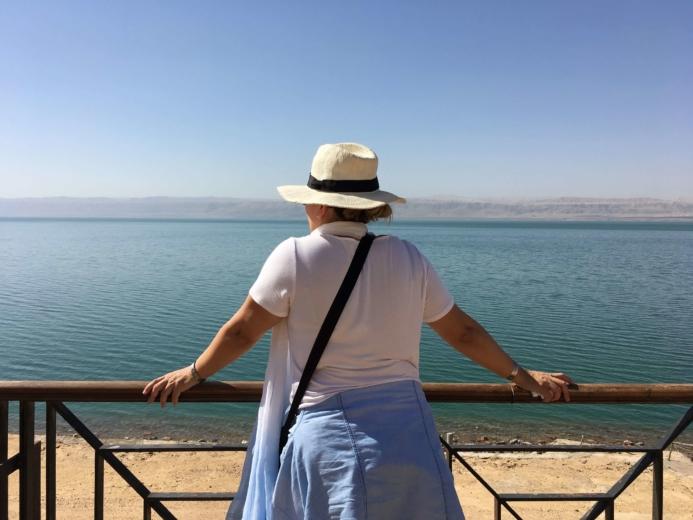 J'ai testé. Me baigner dans la mer Morte en Jordanie