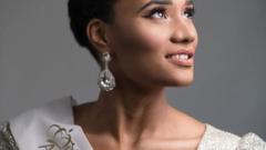 miss algérie 2019 Khadidja benhamou