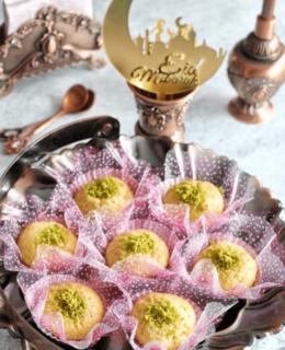 gâteaux aid algériens traditionnels